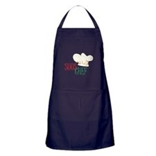 SOUS CHEF HAT Apron (dark)