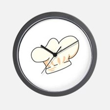 CHEF HAT Wall Clock