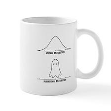 Normal vs Paranormal Distribution Mugs