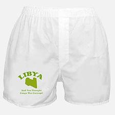 Libya Boxer Shorts