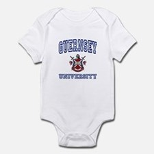 GUERNSEY University Infant Bodysuit