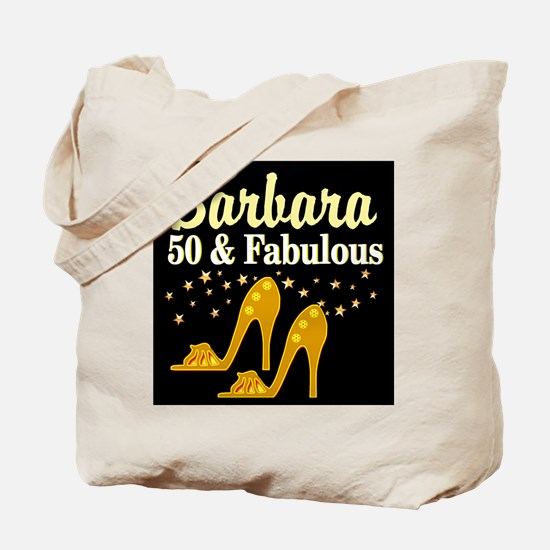 SWANKY 50TH Tote Bag