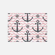 Anchors 5'x7'Area Rug