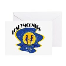 Honeymooners Greeting Cards (Pk of 10)