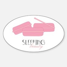 Sleeping Beauty Decal