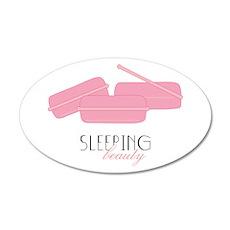 Sleeping Beauty Wall Decal