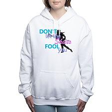 Lacrosse Girl Women's Hooded Sweatshirt