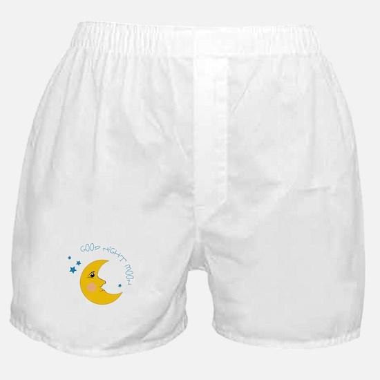 Good Night Moon Boxer Shorts