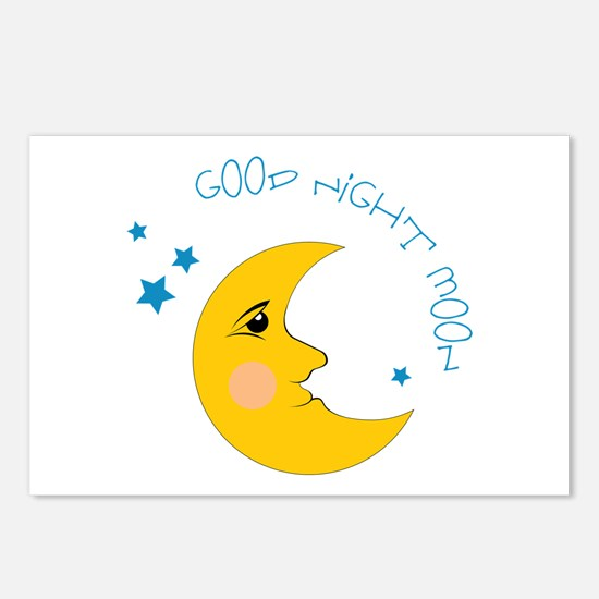 Good Night Moon Postcards (Package of 8)