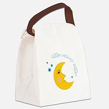 Good Night Moon Canvas Lunch Bag