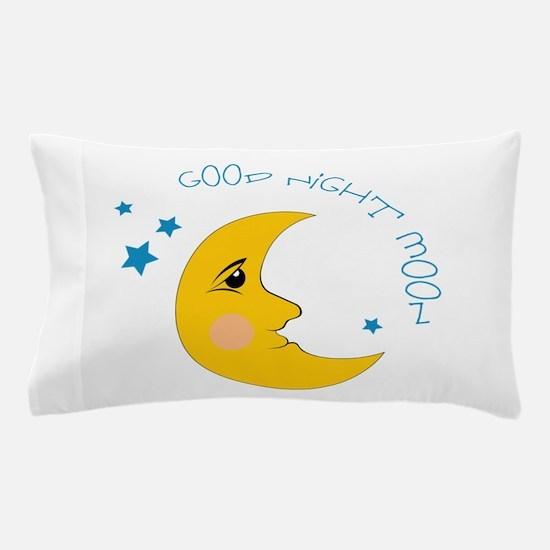 Good Night Moon Pillow Case