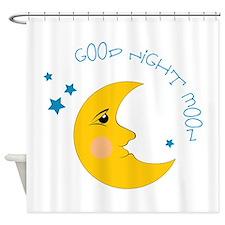 Good Night Moon Shower Curtain