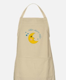 Good Night Moon Apron