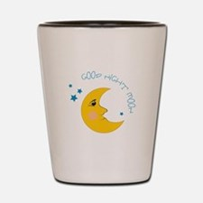 Good Night Moon Shot Glass