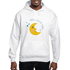 Good Night Moon Hoodie