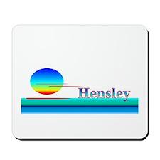 Hensley Mousepad