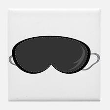 Sleeping Mask Tile Coaster
