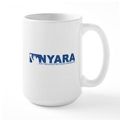 """""""The Hugo"""" NYARA Large Mug"""