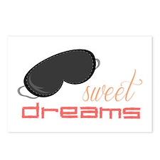 Sweet Dreams Postcards (Package of 8)