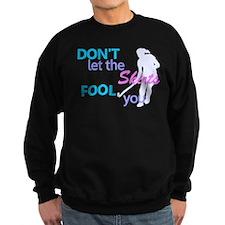 Field Hockey Girl Sweatshirt