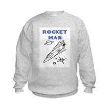 ROCKET MAN Sweatshirt