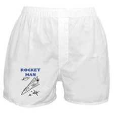 ROCKET MAN Boxer Shorts