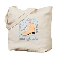 ICESKATE TERMS Tote Bag