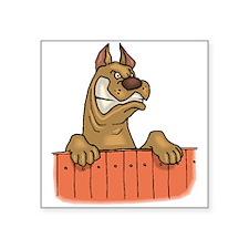 Guard Dog Sticker