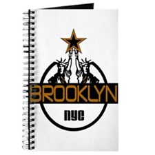"""Brooklyn Liberty Logo"" Journal"