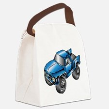 Unique Vehicles Canvas Lunch Bag