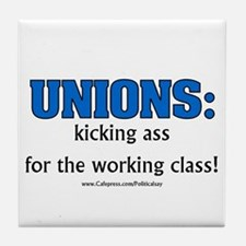 Union Class Tile Coaster