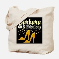 60TH CELEBRATION Tote Bag