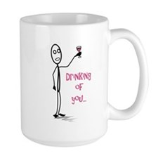 Drinking of You Mugs
