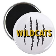 WILDCATS CLAW MARKS Magnets