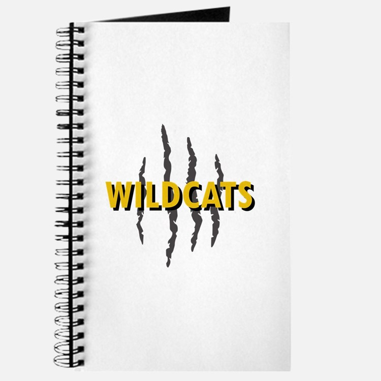 WILDCATS CLAW MARKS Journal