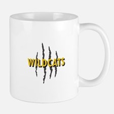 WILDCATS CLAW MARKS Mugs