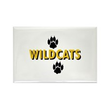 WILDCATS AND PAWS Magnets