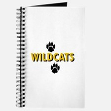 WILDCATS AND PAWS Journal