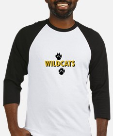 WILDCATS AND PAWS Baseball Jersey