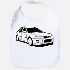 Cool Subarus Bib