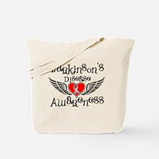 Parkinsons Disease Tote Bag