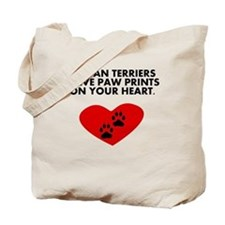Tibetan Terriers Leave Paw Prints On Your Heart To