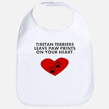 Tibetan Terriers Leave Paw Prints On Your Heart Bi