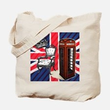 telephone booth london fashion Tote Bag