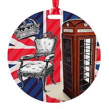 telephone booth london fashion Ornament