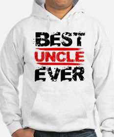 best uncle ever black and red gr Hoodie