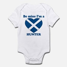 Hunter, Valentine's Day  Infant Bodysuit