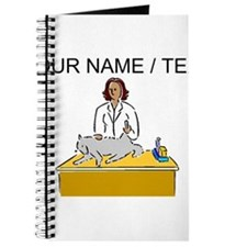 Veterinarian (Custom) Journal
