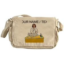 Veterinarian (Custom) Messenger Bag
