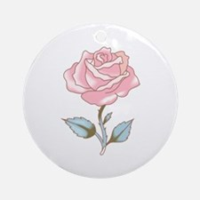 ROSE Ornament (Round)